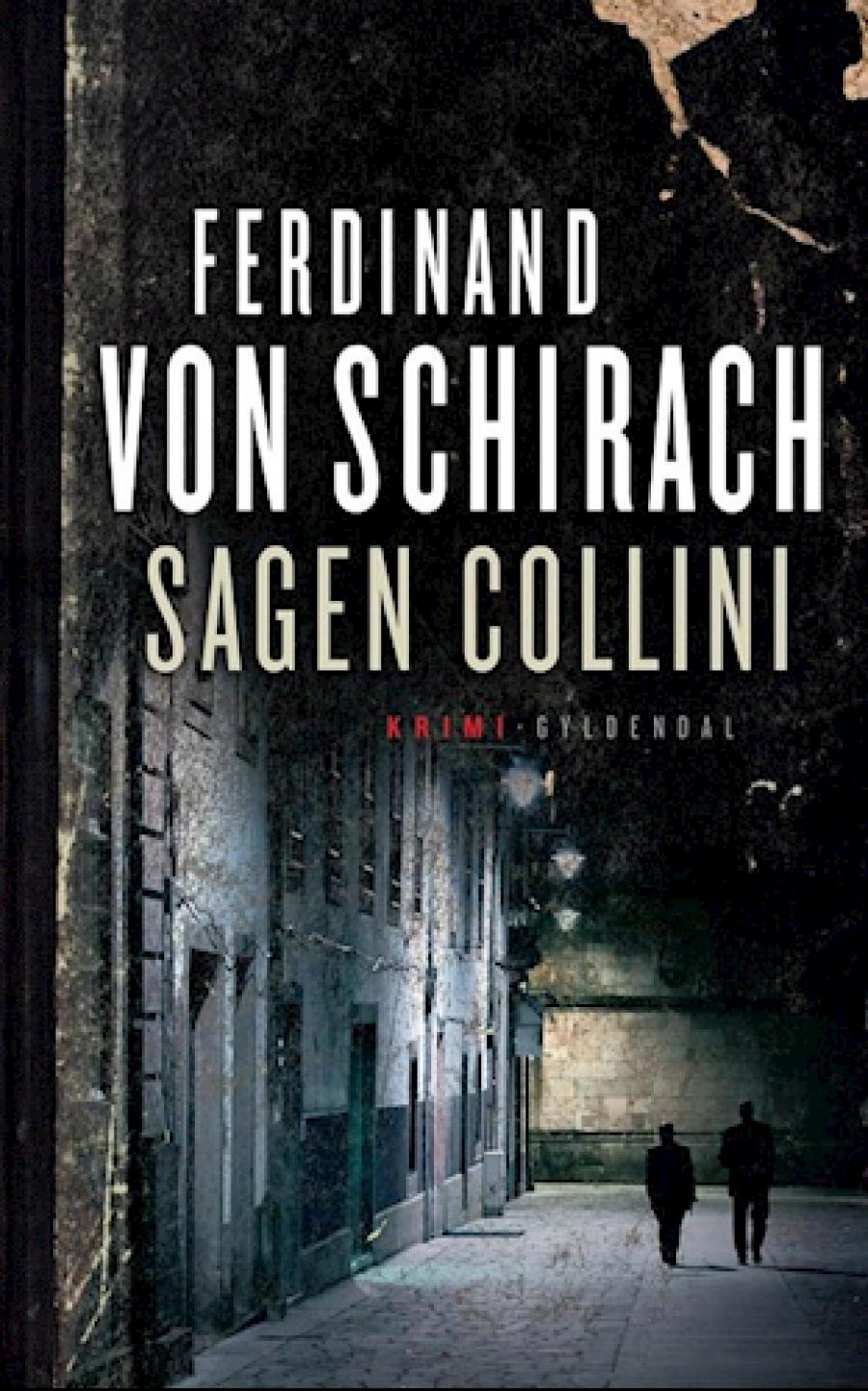 Sagen Collini af Ferdinand von Schirach