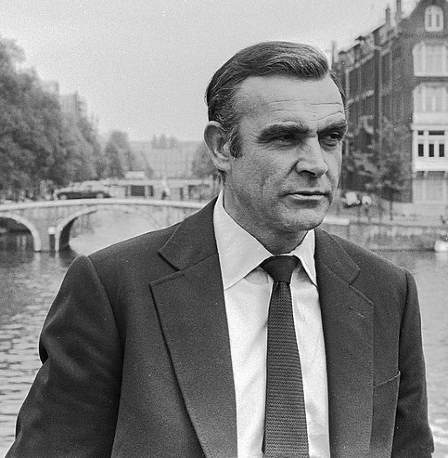 Sean Connery, 1971