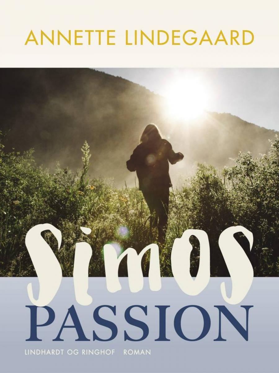 Simos passion af Annette Lindegaard