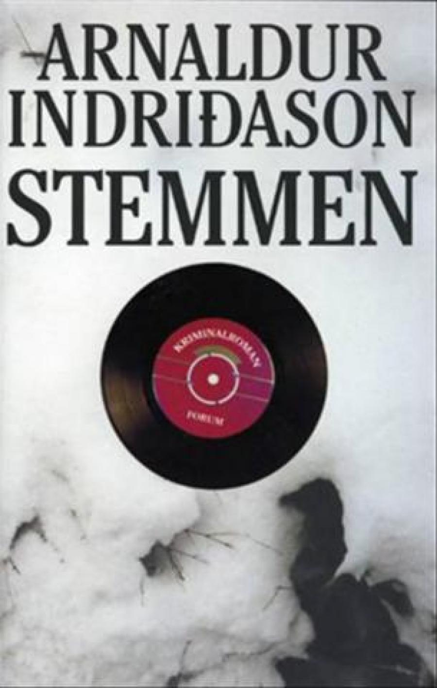 Stemmen af Arnaldur Indriðason