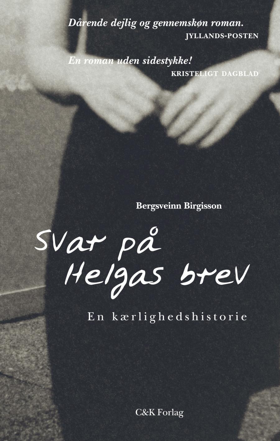 Svar på Helgas brev af Bergsveinn Birgisson