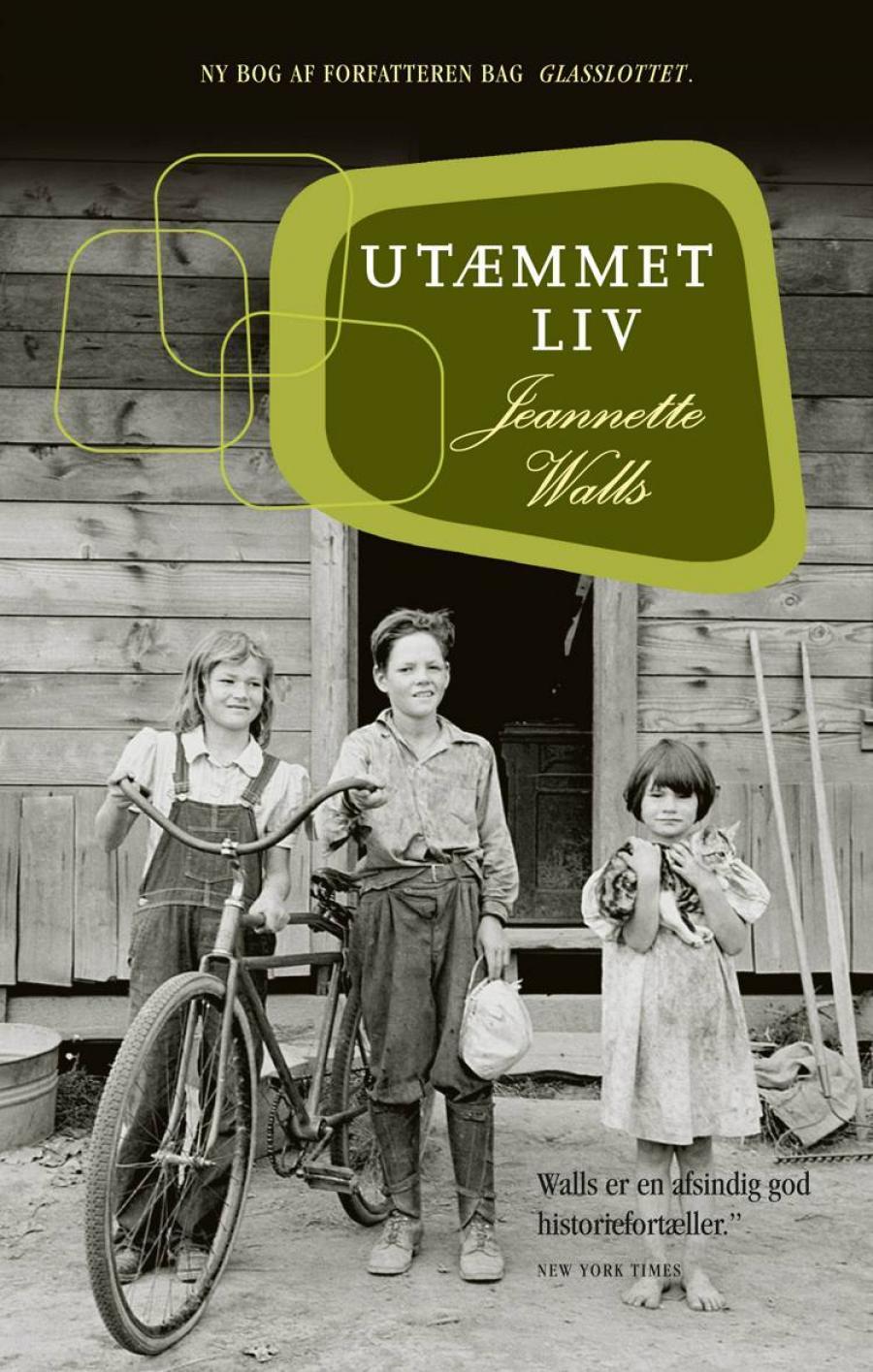 Utæmmet liv af Jeanette Walls