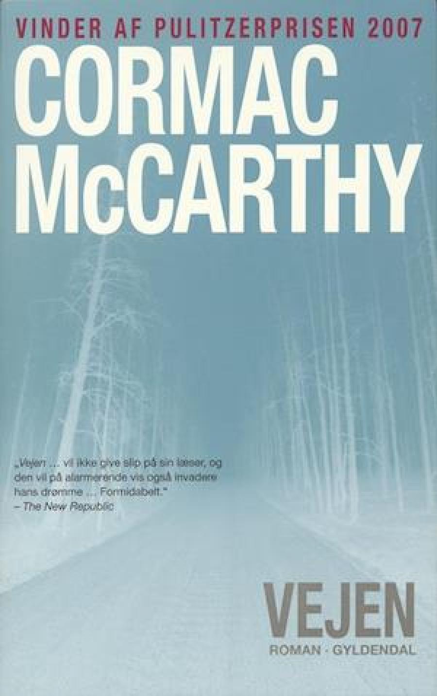 Vejen af Cormac McCarthy