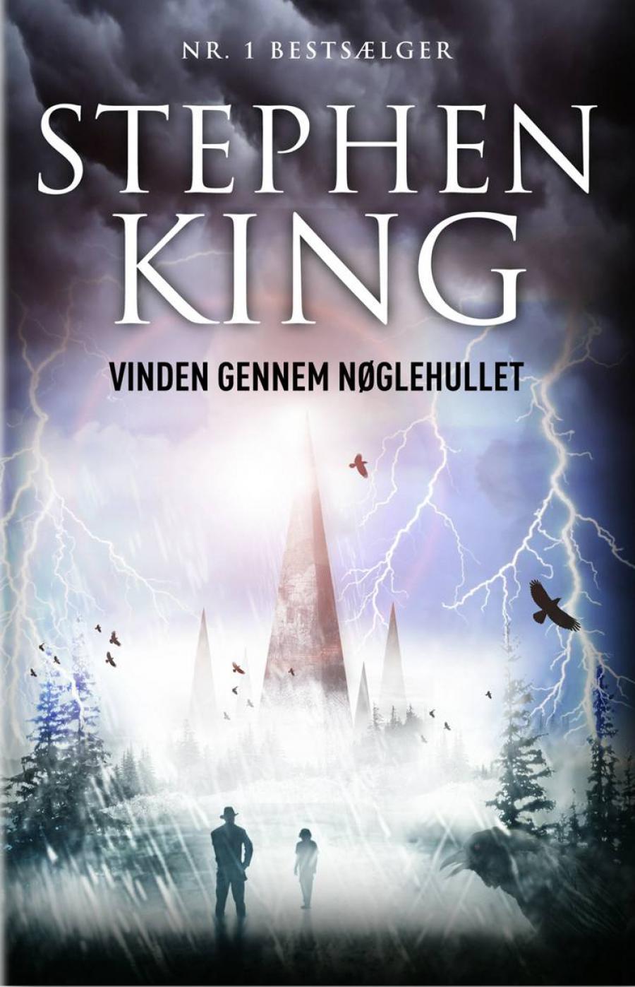 Vinden gennem nøglehullet af Stephen King   Horsens