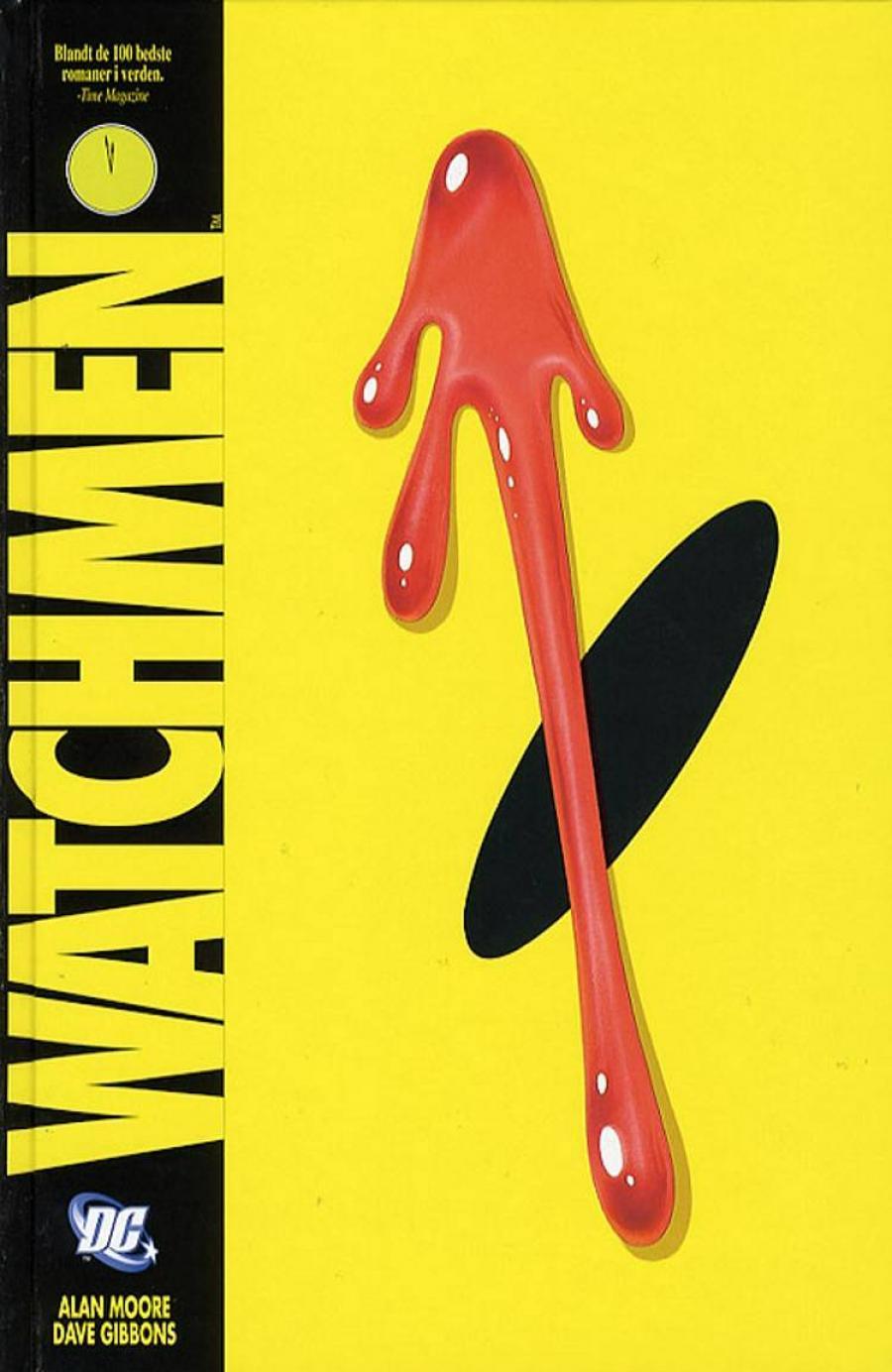Watchmenaf Alan Moore og Dave Gibbons